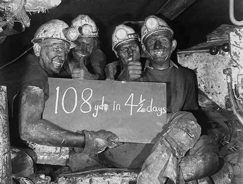 Sons Amp Lovers Coal Miners Wales Uk Archives