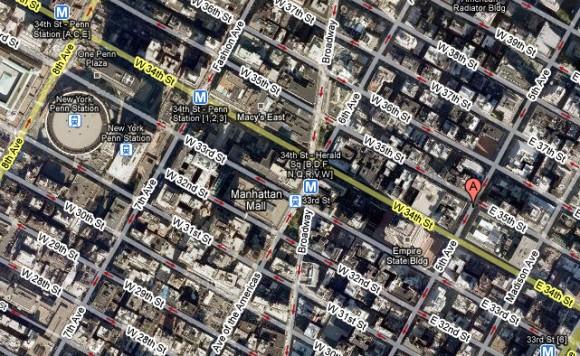 map-for-grad-center